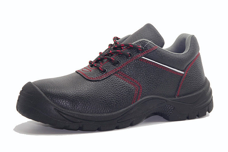 Durable Double Density PU Sole Shoes With Steel Mid Plate Avoid Puncture