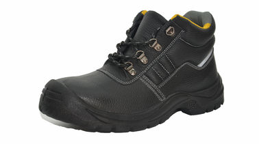 High Cut Lightweight Safety Shoes With Avoid Puncture Steel Mid Plate
